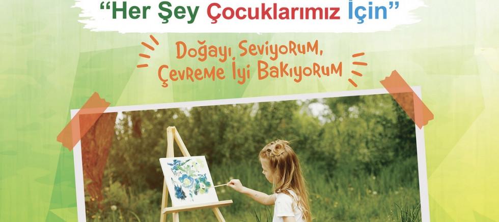 40. Uluslararası Pınar Çocuk Resim Yarışması, Almanya'daki Türk Çocukların Resimlerini Bekliyor