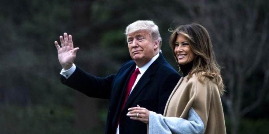 ABD Başkanı Donald Trump ve eşi koronavirüse yakalandı