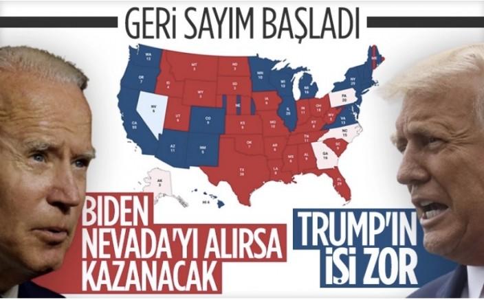 ABD başkanlık seçimlerinde, geri sayım başladı