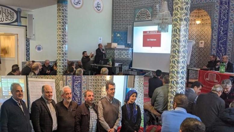 Ahaus Aksa Camii'nde Yeni Yönetim Seçildi