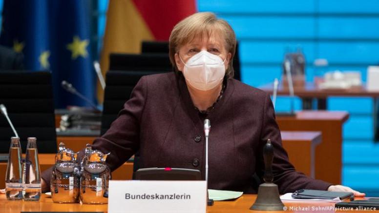 Almanya'da korona kısıtlamaları 7 Mart'a kadar uzatıldı
