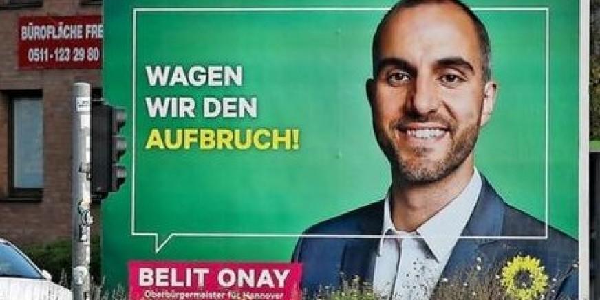 Almanya'nın ilk Türk kökenli Anakent Belediye Başkan Adayı