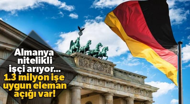 Almanya Nitelikli İşçi Arıyor