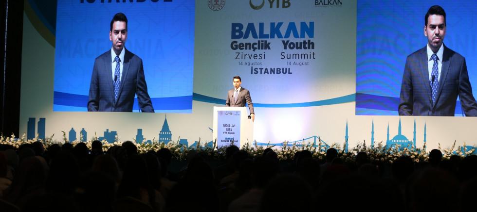 Balkan Gençliği İstanbul'da buluştu