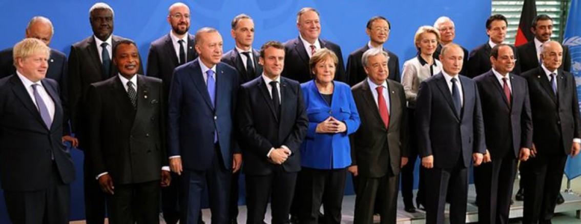 Berlin'deki Libya Konferansı sona erdi