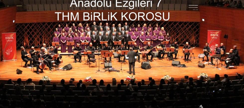 Birlik Korosu Bochum'da Anadolu Türkülerini Havalandırdı