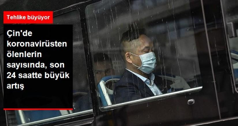 Çin'de Tehlike Büyüyor !!!