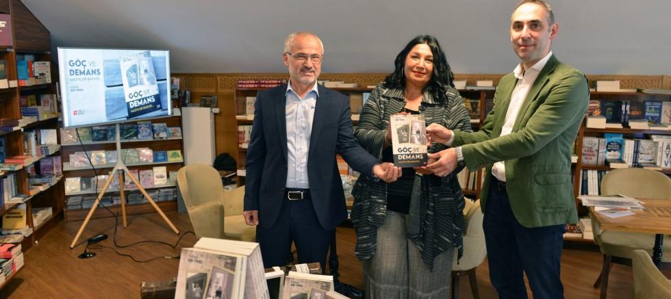 """DİTİB'de, """"Göç ve Demans - Maziye Bir Bakıver"""" adlı kitabın tanıtımı yapıldı"""