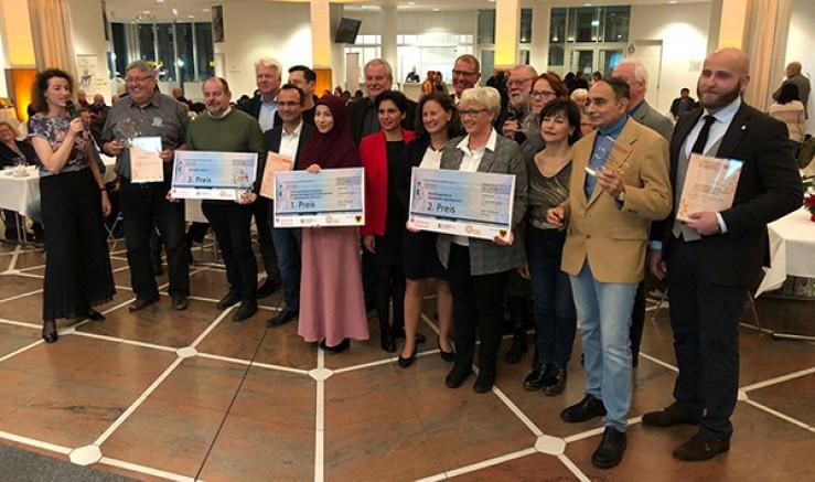 'Dortmund Uyum Ödülü', DİTİB Osman Gazi Camii'ne verildi