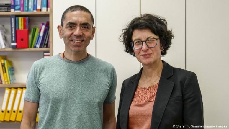 Dünyanın beklediği aşının arkasındaki iki Türk
