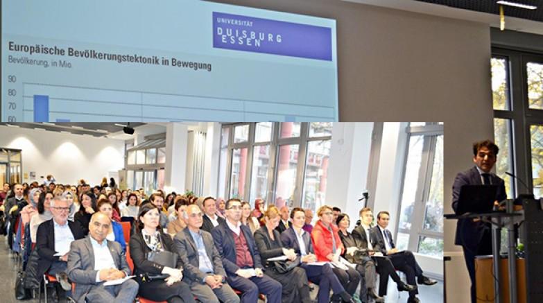 Fachtagung Türkisch in NRW an der Universität Duisburg-Essen