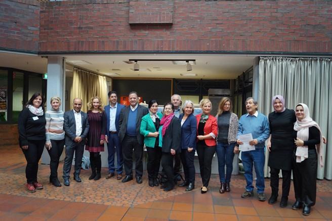 """FOTEV-NRW'nin 20. kuruluş yılında """"Çokdillilik ve Eğitim"""" konulu sempozyum düzenlendi."""