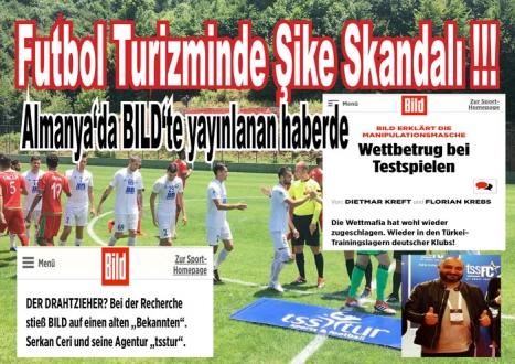 Futbol Turizminde Şike Skandalı !!!