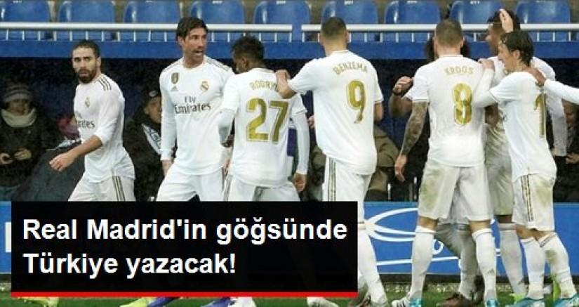 Kültür ve Turizm Bakanlığı, Real Madrid'e sponsor olacak