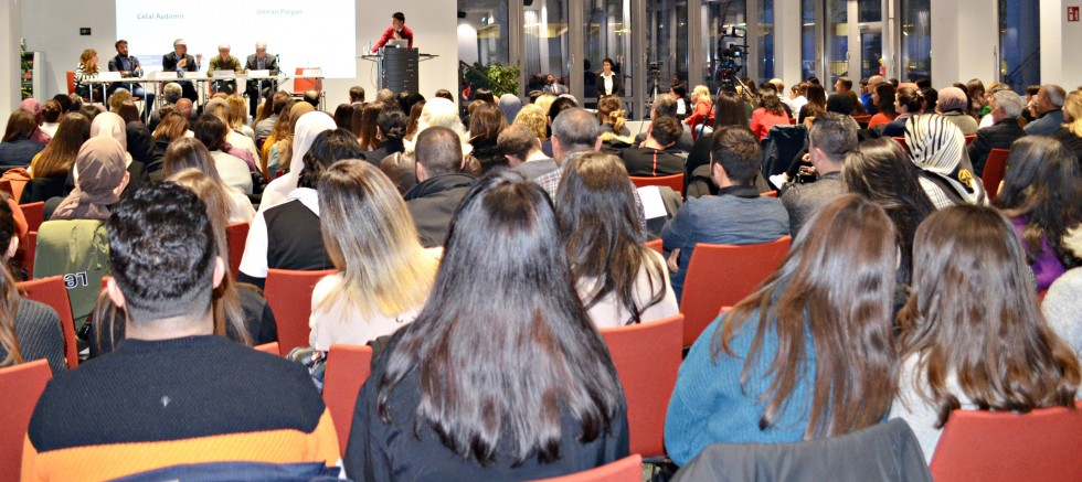 Kuzey Ren Vestfalya'da Türkçe Çalıştayı'na büyük ilgi