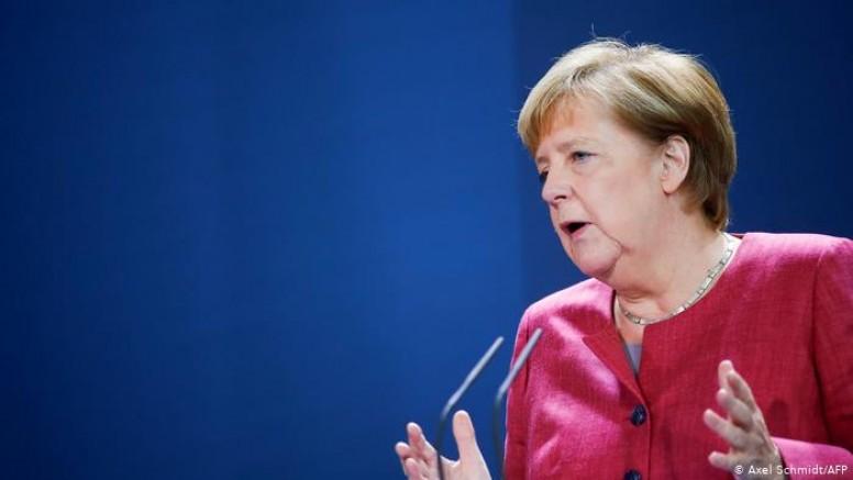 Merkel: Pandemi kontrol dışına çıkabilir
