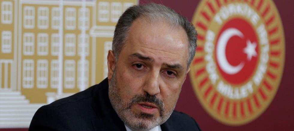 Mustafa Yeneroğlu partisinden neden istifa etti?