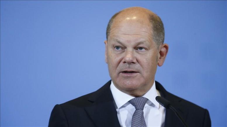 Scholz'dan, Almanya'da 'kriz yok' açıklaması