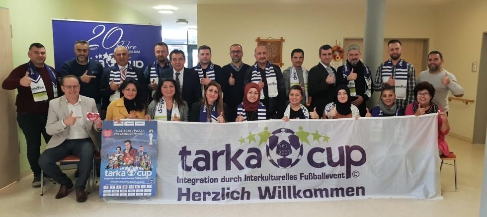 Tarka-Cup 20. yıl organizasyonuna hazır
