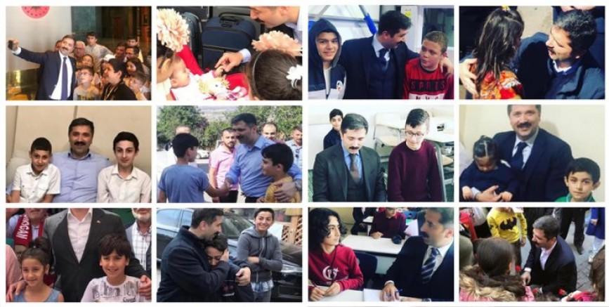 TBMM Komisyon Başkanı Sırakaya'dan 'Dünya Çocuk Hakları Günü' paylaşımı