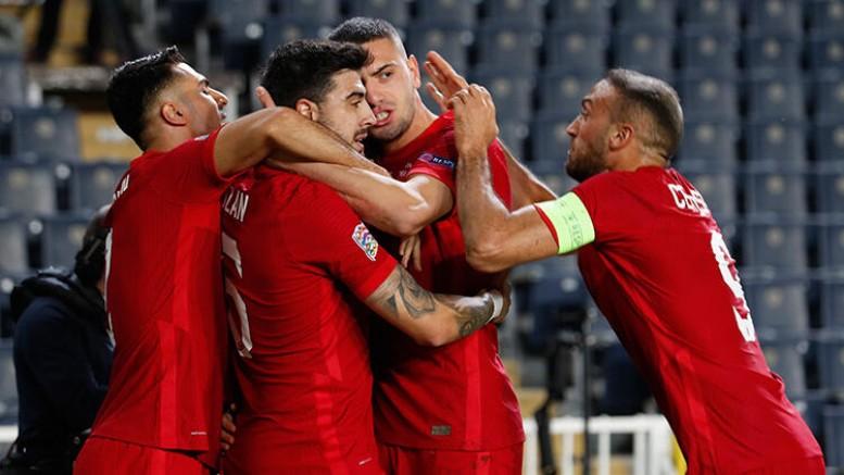 Türkiye 3-2 Rusya / Milli Takımdan Tarihi Zafer!