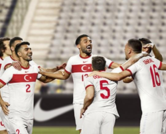 Türkiye A Millî Takım'ın Hırvatistan, Rusya ve Macaristan maçları aday kadrosu açıklandı