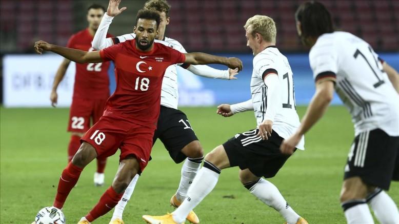 Türkiye A Milli Futbol Takımı, Almanya ile 3-3 berabere kaldı