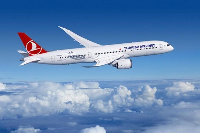 Türkiye'den Avrupa'ya uçuşlar başladı