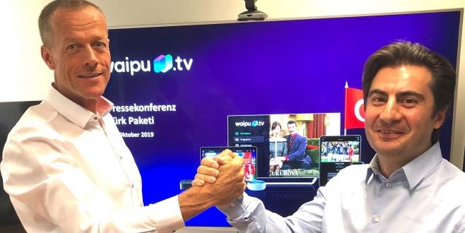 WAIPU.TV ŞİMDİ ALMANYA'DAKİ EN BÜYÜK TÜRK KANAL PAKETİ